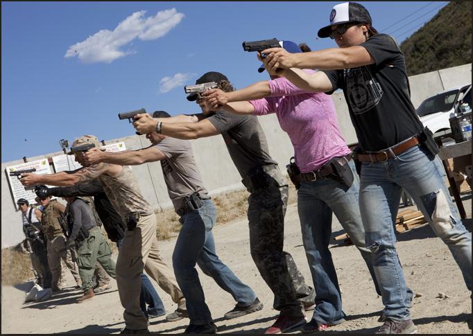 Active Shooter Defense School of San Diego