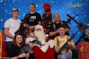 Christmas Guns